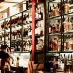 Bar at Bar Casa Vale restaurant in Portland, Oregon