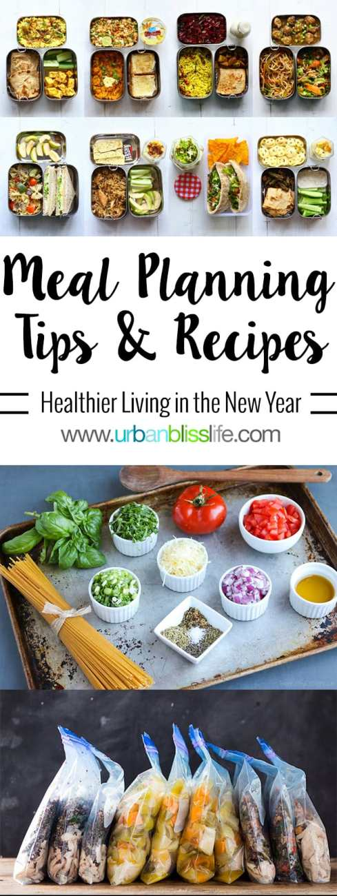 Top Meal Planning Tips and Recipes to Help You Get Started