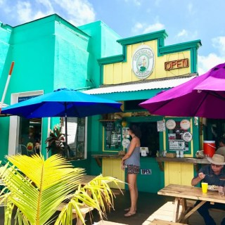 food carts in Kapaa Hawaii