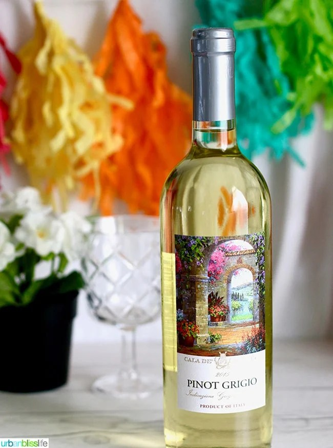 Martha Stewart Wine Co. Pinot Grigio