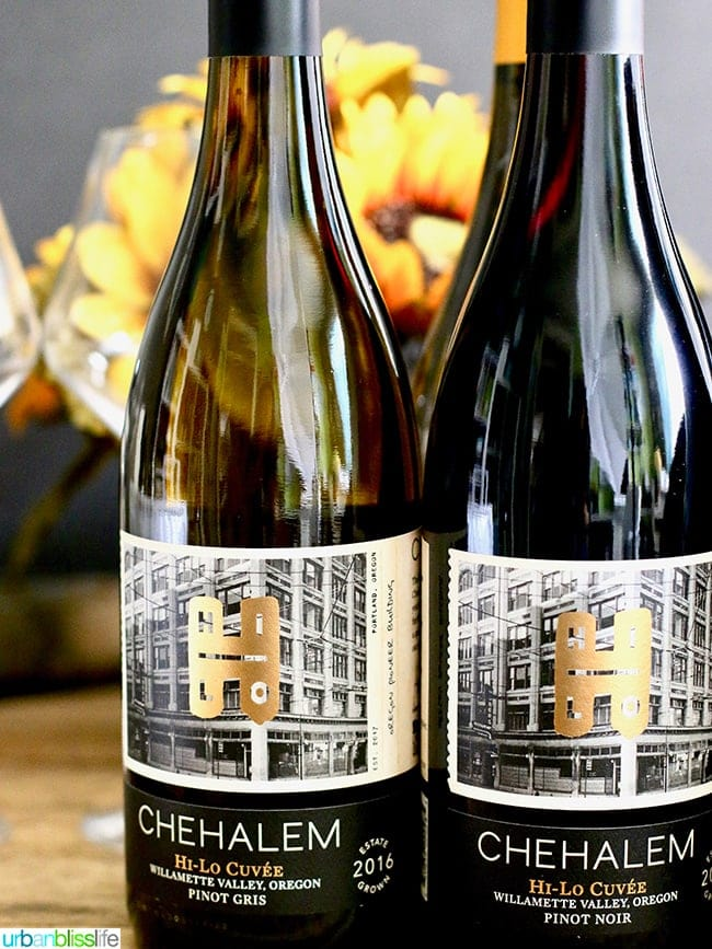 Hi-Lo Cuvée Wines: a Chehalem Winery and Hi-Lo Hotel Collaboration