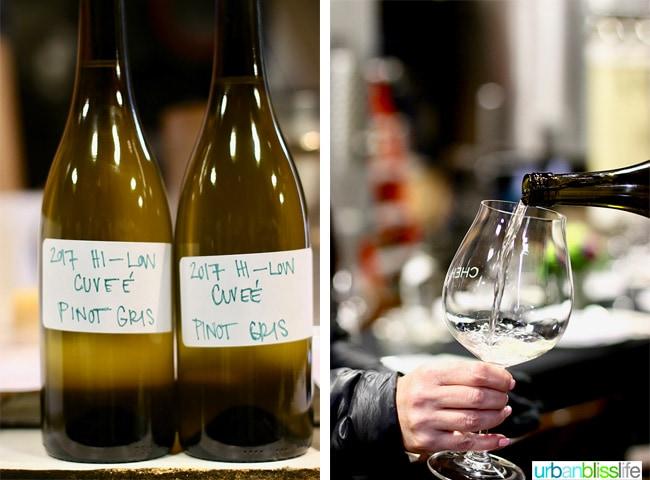 Chehalem Winery Hi-Lo Cuvée