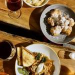 Il Solito restaurant pasta dishes