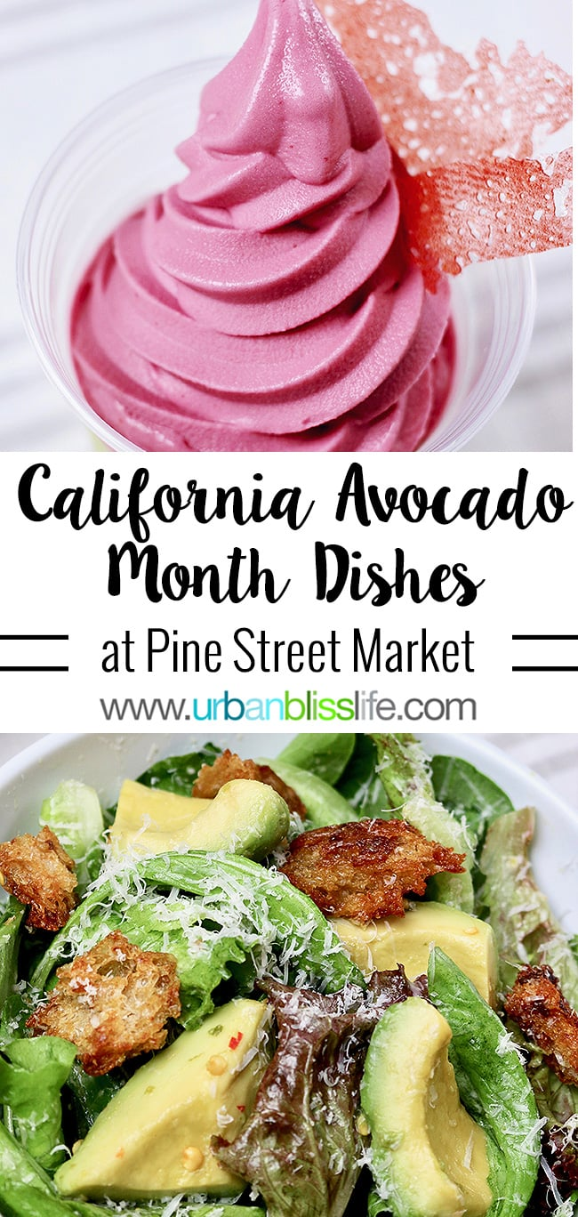 California Avocado Month at Pine Street Market