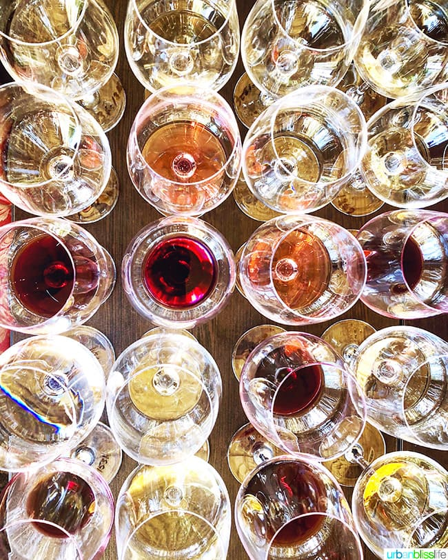 A Day in the Life of a Wine Judge