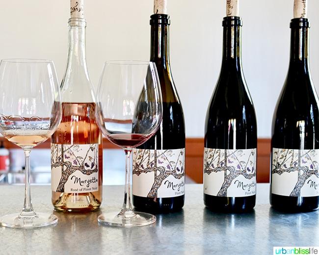 Maryetta Wines in Anderson Valley California