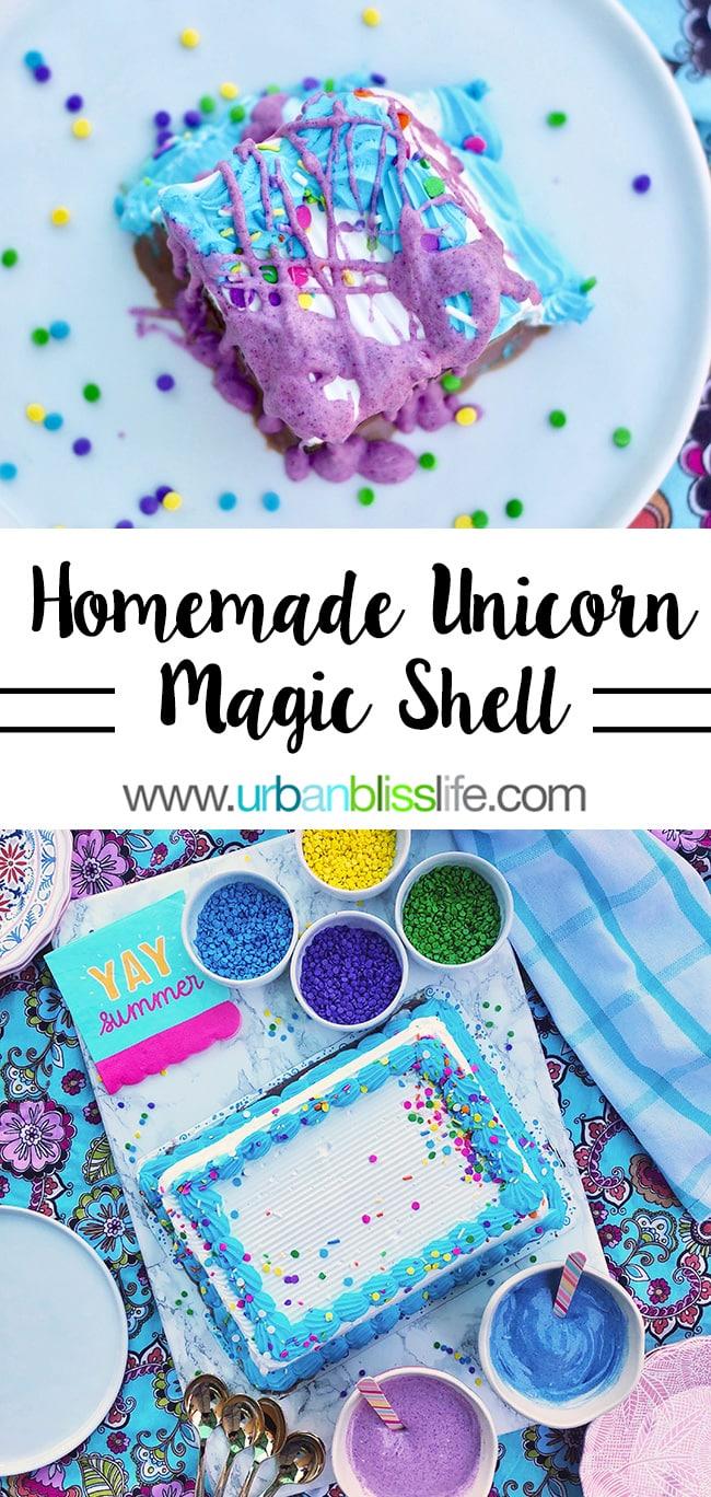 easy homemade magic shell recipe