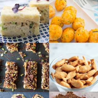 30 Healthy Back-to-School Lunch Recipes on UrbanBlissLife.com