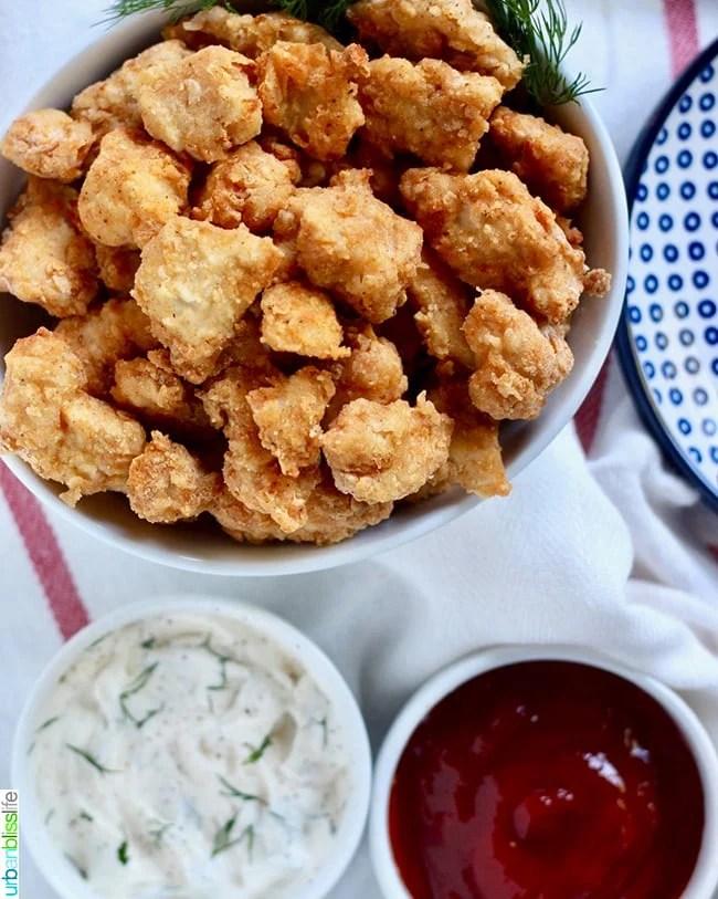 Air Fryer Popcorn Chicken: Make Once, Eat Twice Recipe