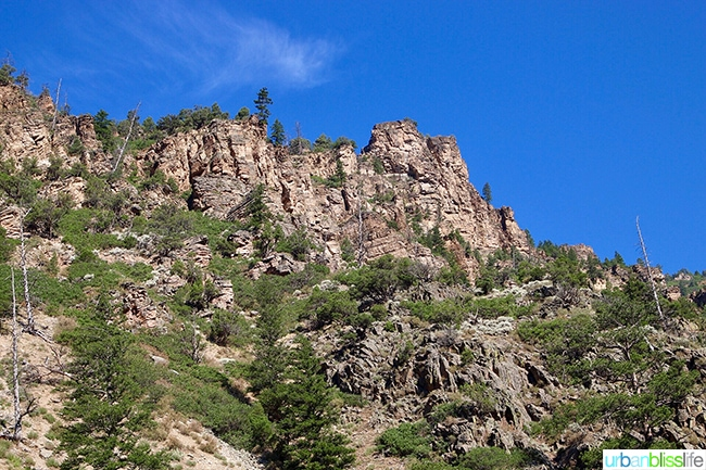 Colorado road trip hiking