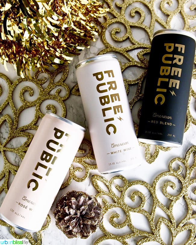 Free Public Canned Wines
