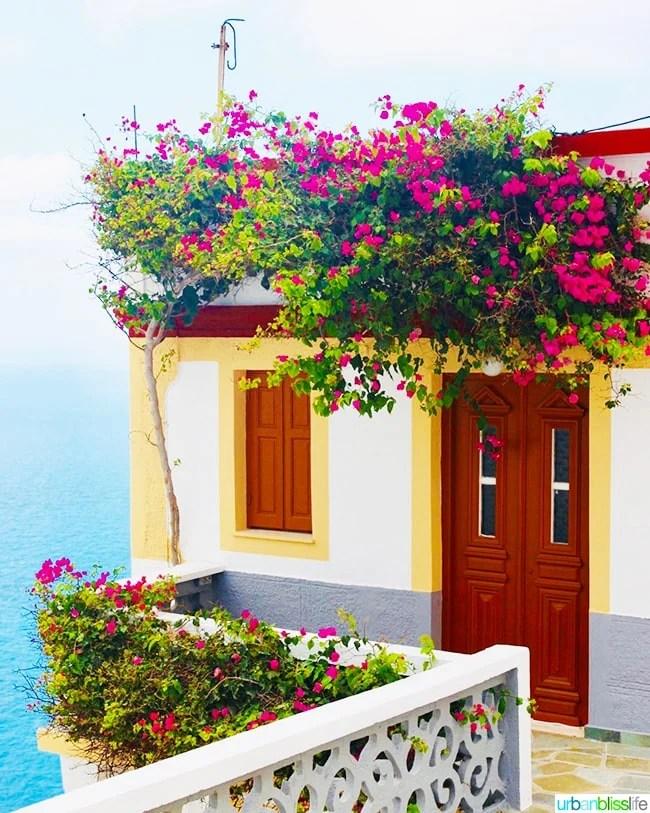 Seaside home on Olympos Karpathos Island Greece