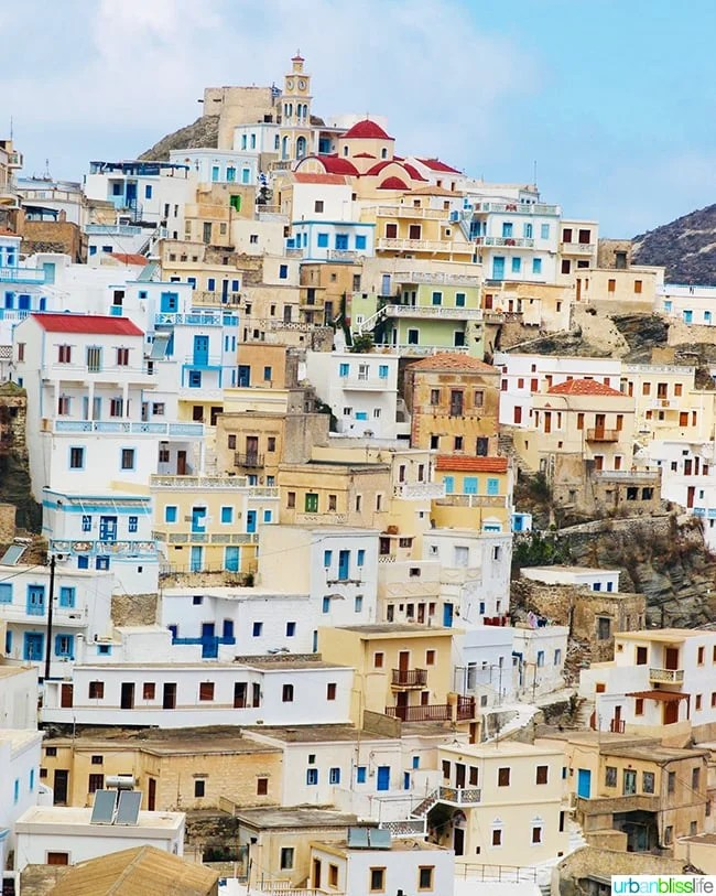 Greece Travel Guide: Olympos Village on Karpathos Island