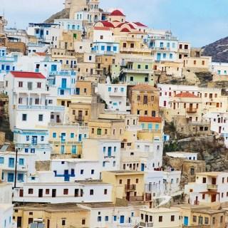 Olympos village, Karpathos Island, Greece ©UrbanBlissLife