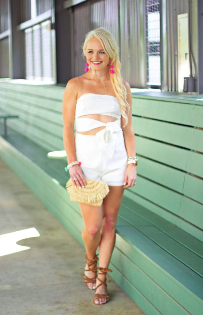 white-romper-lace-up-heels
