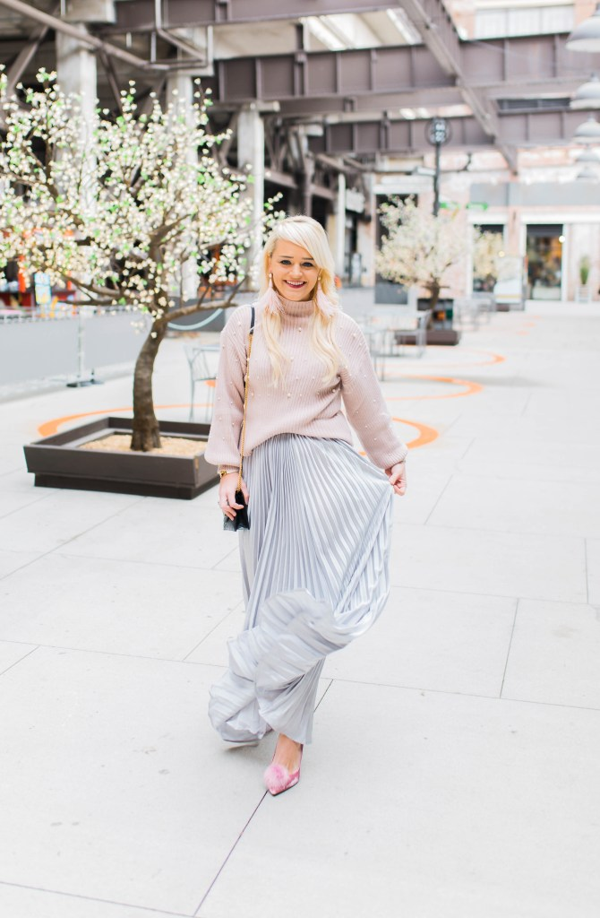 the-pleated-skirt-that-makes-a-statement-pink-pearl-shein-sweater