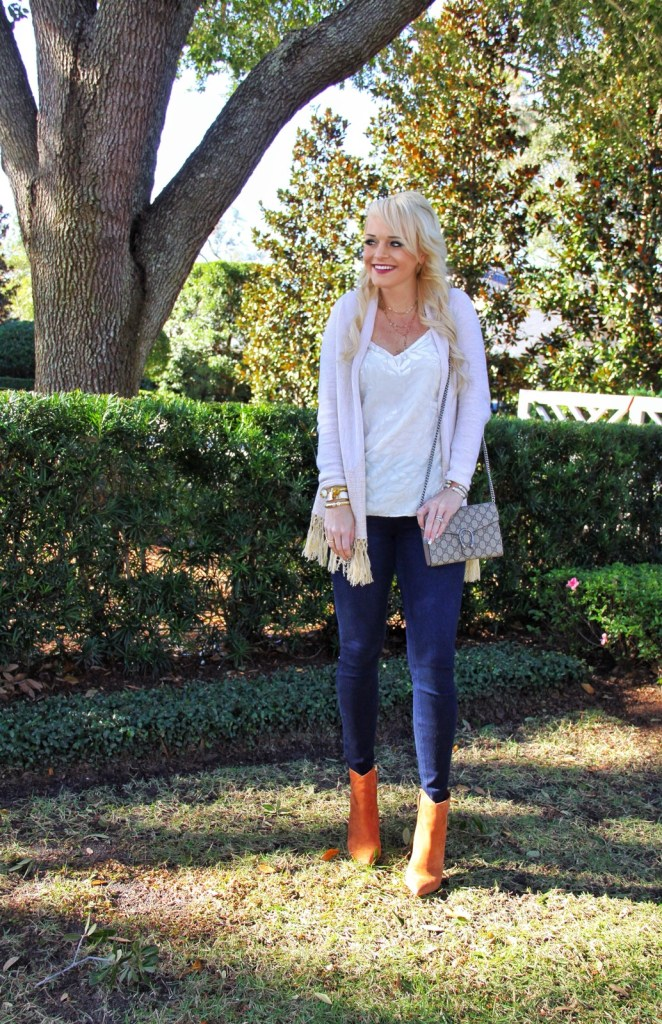 lilly-pulitzer-fringe-cardigan-urban-blonde-winter-fashion-blogger-ankle-booties