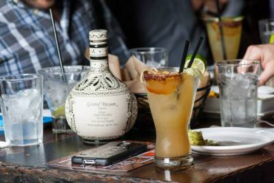 Grand Mayan Tequila