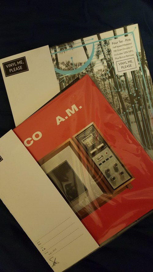 Vinyl Me, Please Subscription Box Review