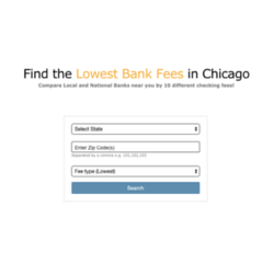 How to Shop Online for a New Bank