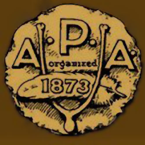 American Poultry Association's logo