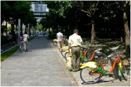 Taipei Bike Share [Randy Simes]