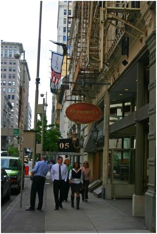 Historic W. Fourth Street [Randy Simes]