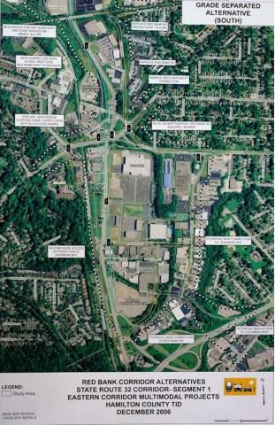 Red Bank Expressway Alternatives