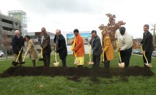 Northern Townhomes Groundbreaking [Provided]