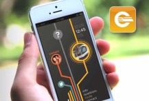 Cincinnati Streetcar Mobile App [Provided]