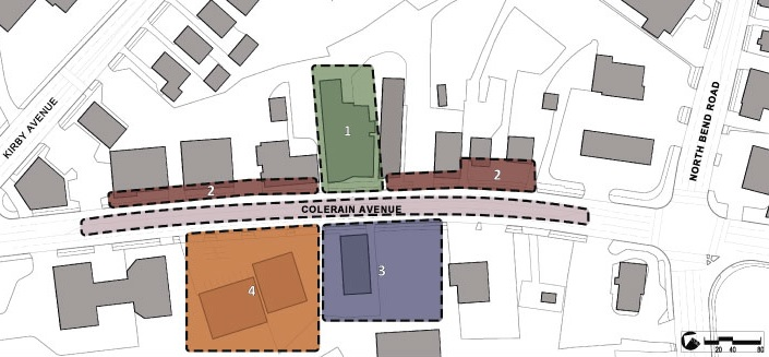 Mt. Airy Revitalization Phasing Plan [Provided]