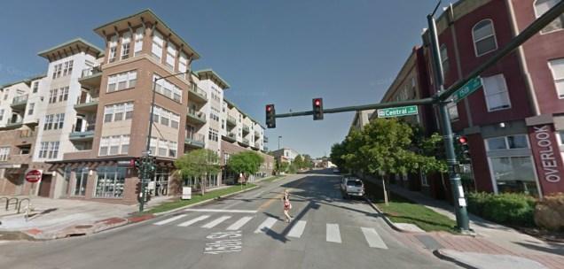 Denver's Cherry Creek District [Google Street View]