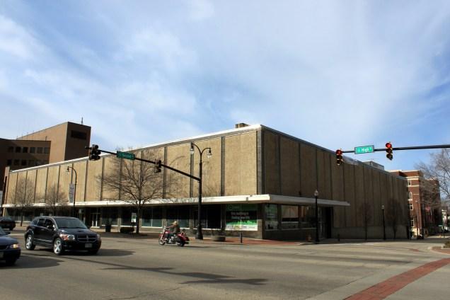 Former Downtown Hamilton Elder-Beerman [David Emery]