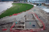 Foundation Recovery at Smale Riverfront Park