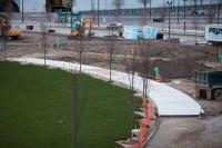 Smale Riverfront Park Construction