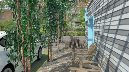 Outdoor Living Space [Provided]