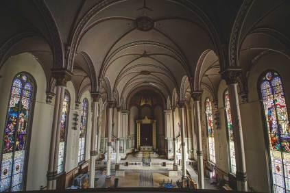 Old Saint George Interior [Provided]