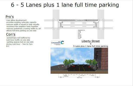 Liberty Street Option 6