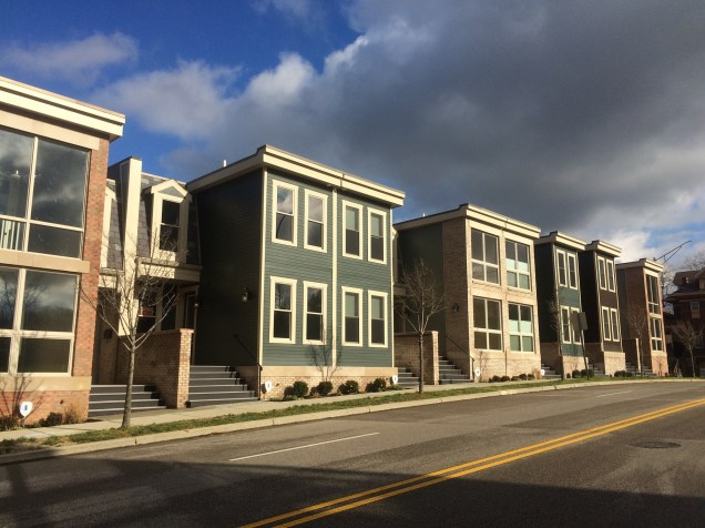 Hickory Place Townhomes [Randy Simes]