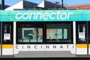 Cincinnati Bell Connector Side Branding 2