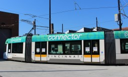 Cincinnati Bell Connector Side Branding 3