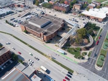 Cincinnati Public Radio's Current Building [Photo by Travis Estell]