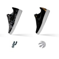 Vuelven las NIKE Air Force 1 x NBA by NIKEiD