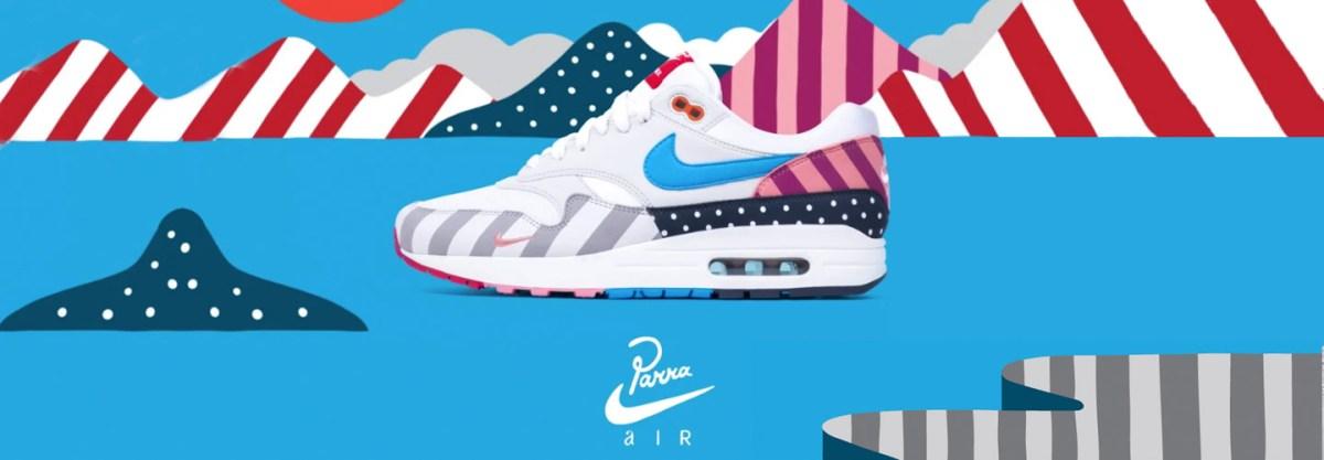 El retorno: Nike x Parra