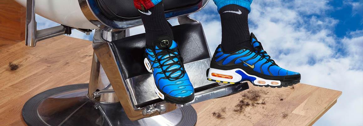 La historia jamás contada de las Nike Air Max Plus 'Tn'