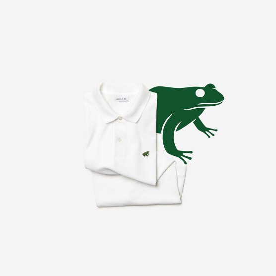 LACOSTE x SAVE OUR SPIECES-MOUNTAIN CHICKEN
