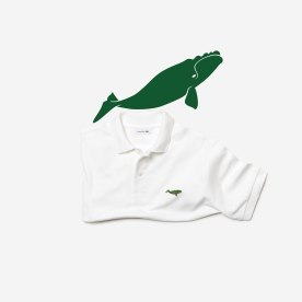 LACOSTE x SAVE OUR SPIECES-NORTH ATLANTIC RIGHT WHALE