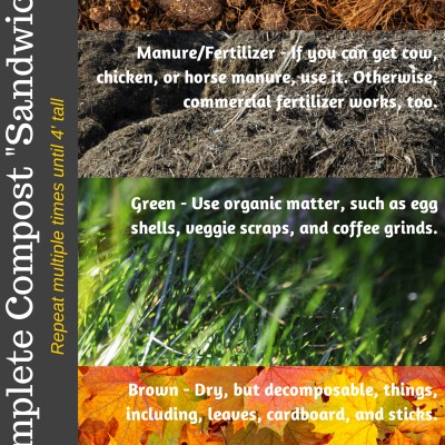 4 Steps to Compost Success