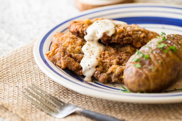 The Ultimate Texas Chicken Fried Steak Recipe