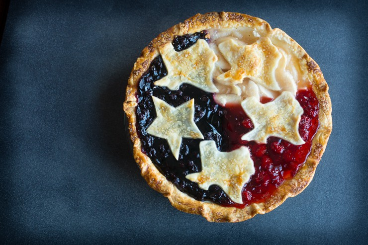 Texas Pie By The Urban COwgirl